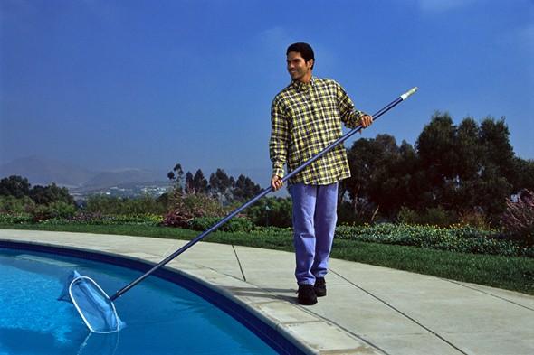 Swimming pool maintenance samui property services for Swimming maintenance
